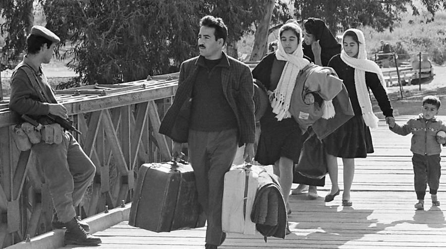 ONU retrata vida dos primeiros refugiados palestinos