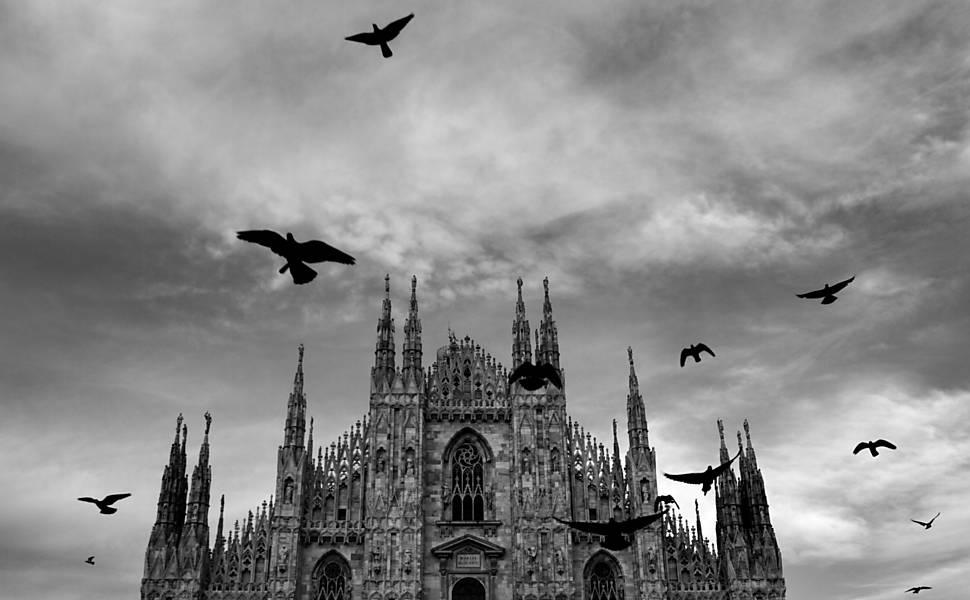 Milão - álbum de viagem do fotógrafo Edilson Dantas