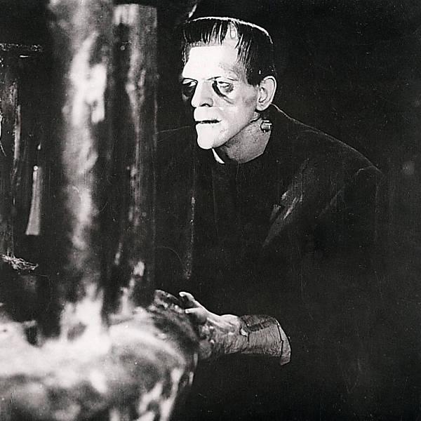 Diferentes versões de Frankenstein em 83 anos