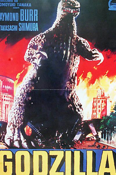 Veja diferentes versões do Godzilla