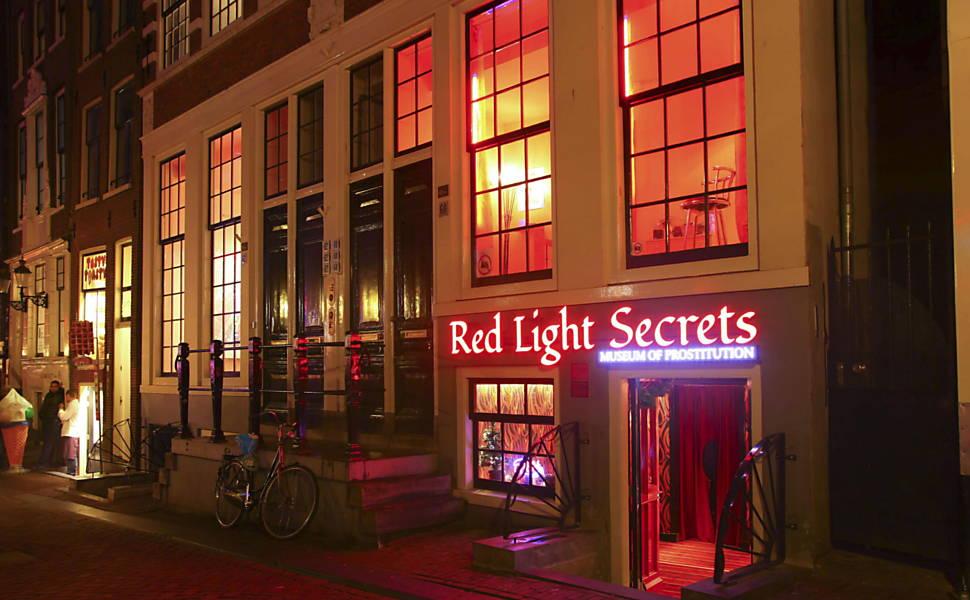 Museu da prostituição na Holanda