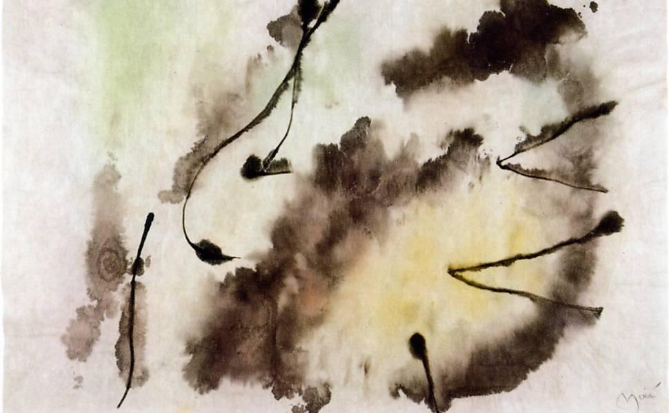 A Magia de Miró