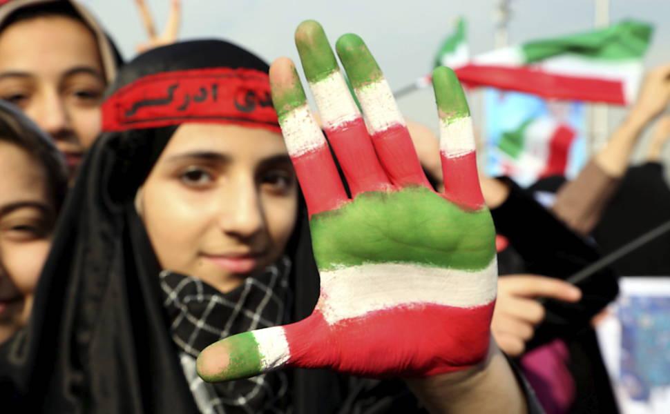 Comemorações dos 35 anos da revolução iraniana