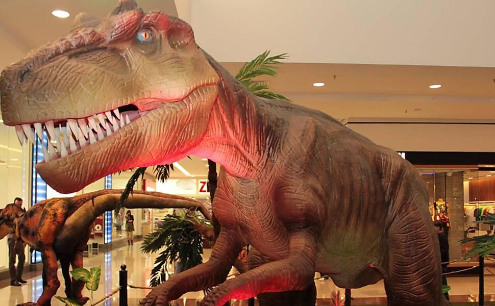 """""""O Mundos dos Dinossauros"""""""