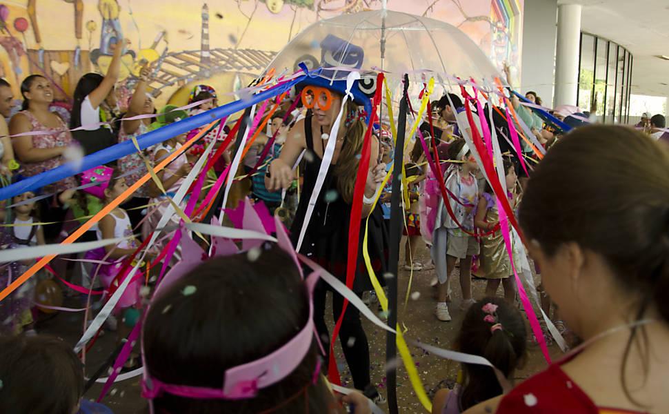 Oficinas de Carnaval