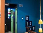 Ambiente do Gibi, novo bar na Vila Mariana, totalmente dedicado ao universo geek