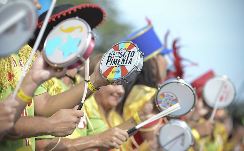 Rio's Street Carnival