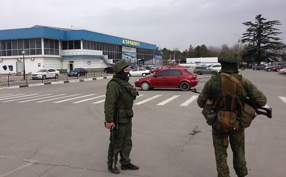 Tensão na Ucrânia