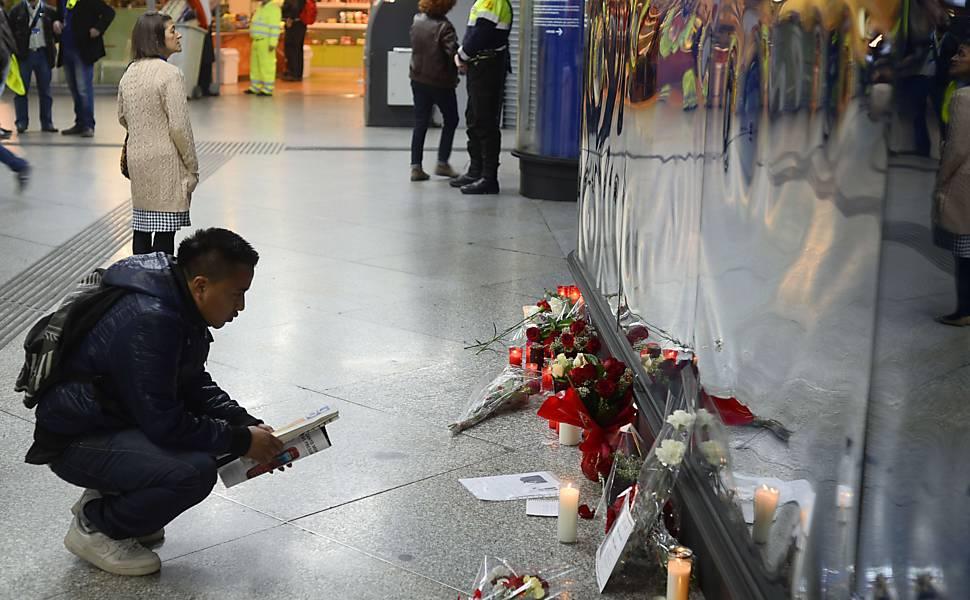 Dez anos do atentado ao trem em Madri