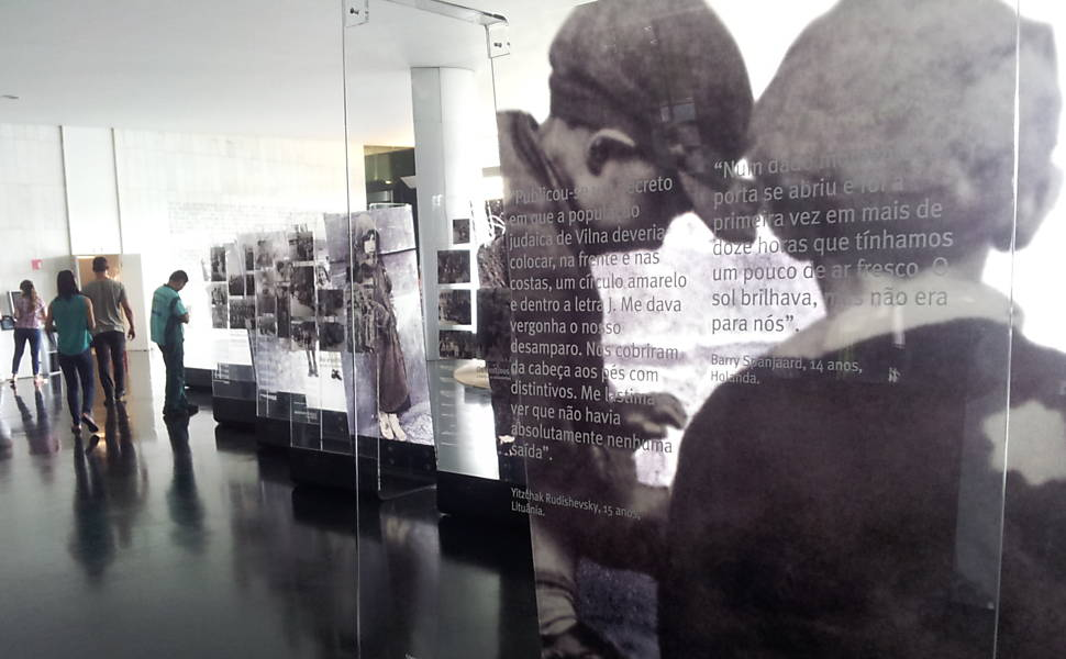 Infâncias Roubadas no Holocausto