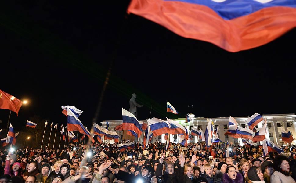 Referendo na Crimeia