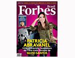 Patrícia Abravanel é capa da revista