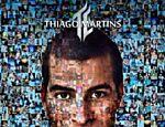 A capa do primeiro CD, 'Thiago Martins'