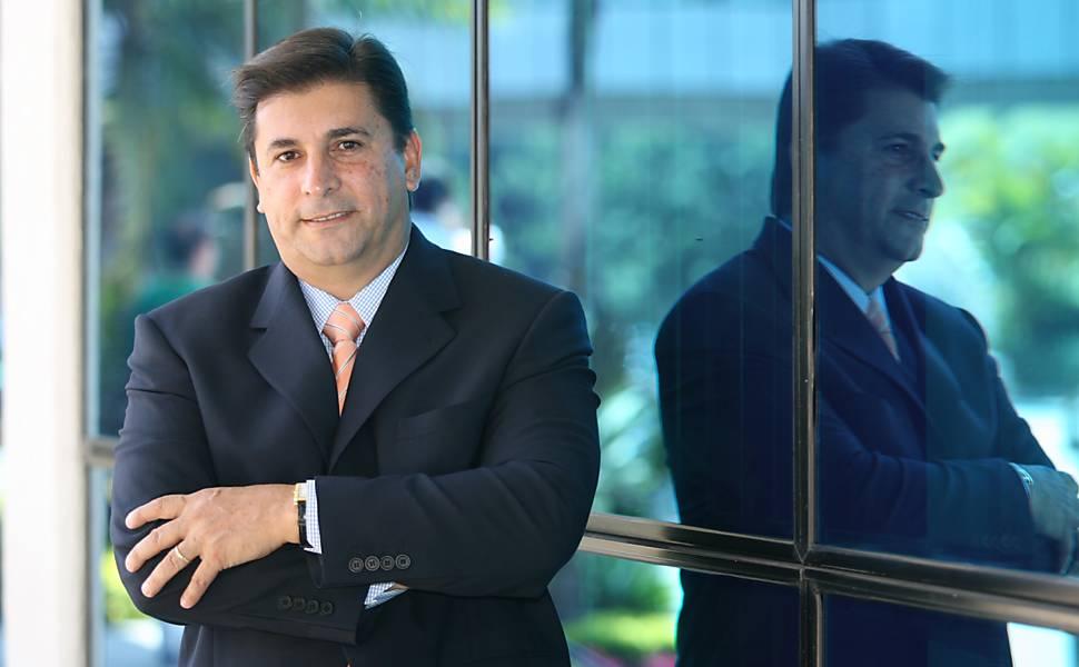 Imagens do jornalista Carlos Nascimento