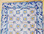 Detalhes de outros azulejos portugueses da Igreja Bom Jesus, em Braga