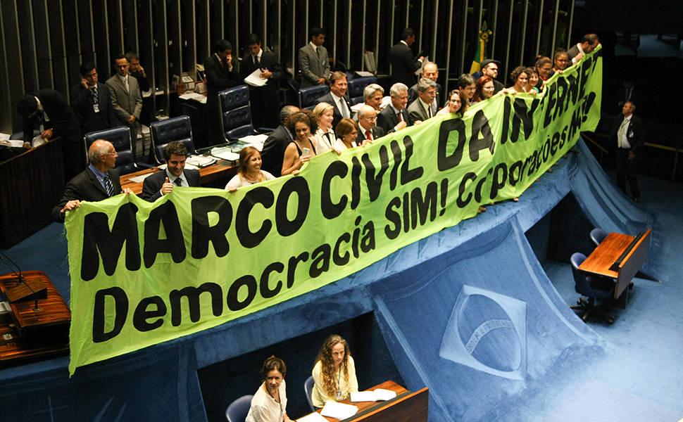 Votação do Marco Civil