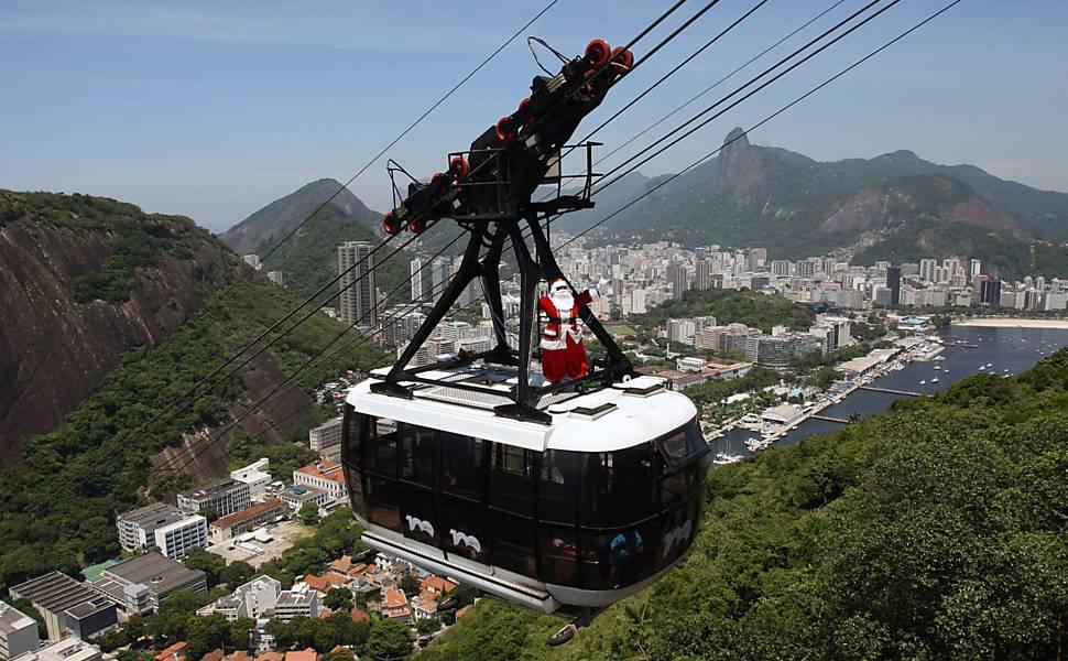 Main attractions of Rio de Janeiro