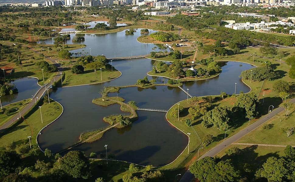 Main tourist attractions of Brasilia