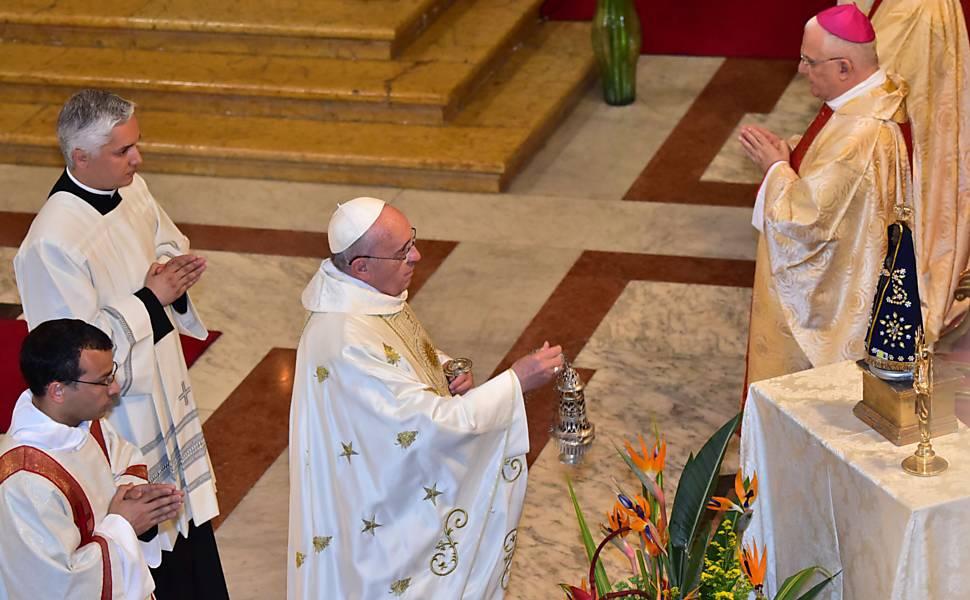 Canonização do padre Anchieta