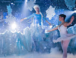 Patricia Abravanel  se transforma na princesa do filme Frozen no ?Máquina da Fama? nesta segunda, (28)