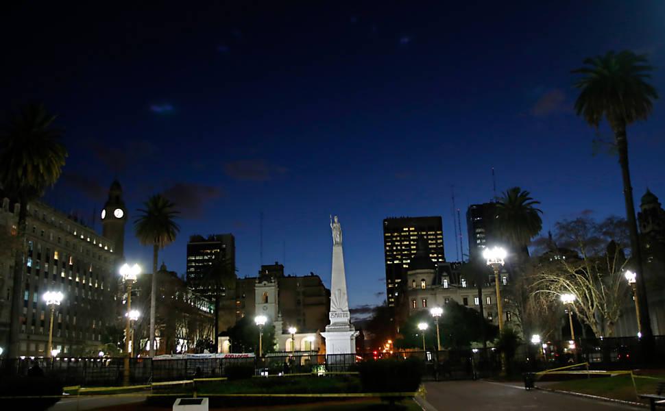 Álbum de viagem - Buenos Aires