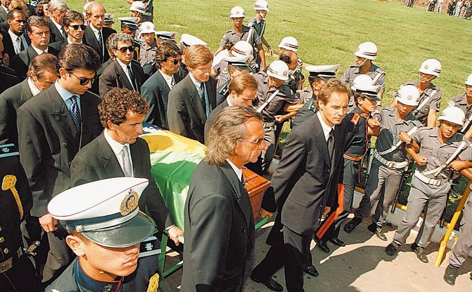20 años sin Senna