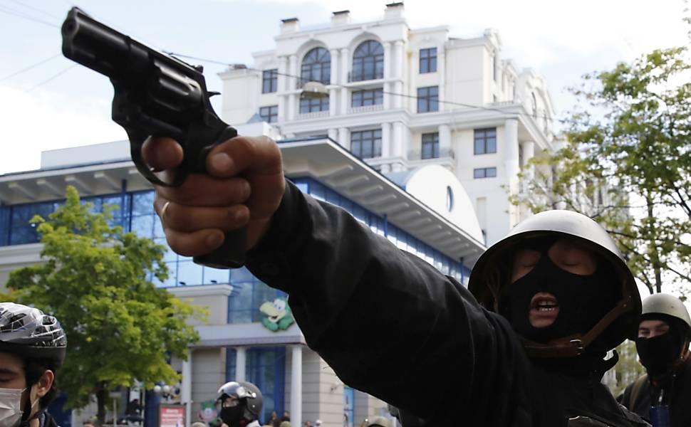 Confronto em Odessa