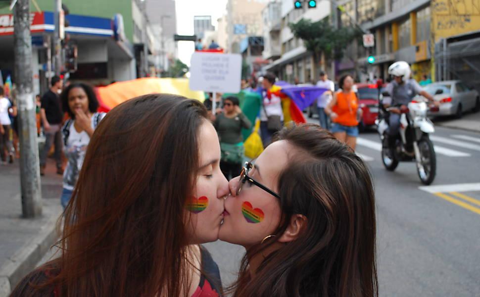 Caminhada de Mulheres Lésbicas e Bissexuais