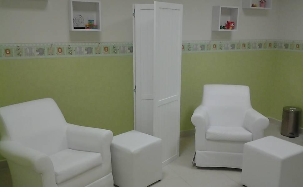 Sala de amamentar