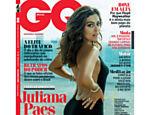 Juliana Paes é capa da GQ Brasil de maio