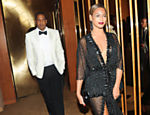 Jay Z e Beyoncé chegam ao baile de gala do MET, em Nova York
