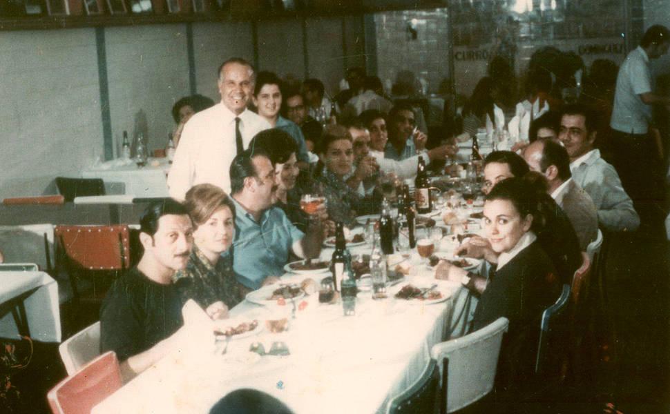 Don Curro comemora 56 anos
