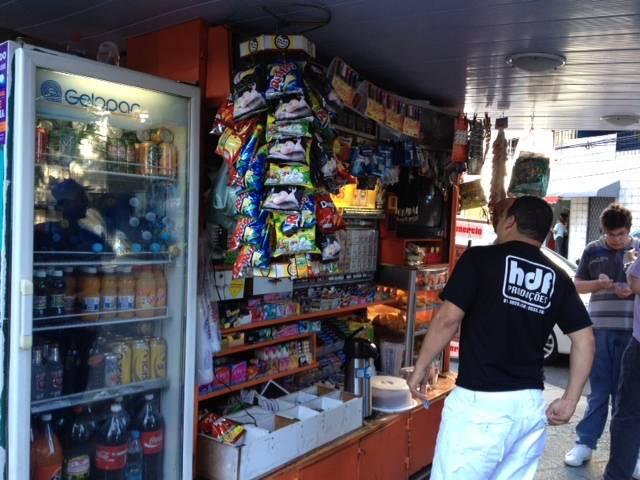 'Fiteiro', loja de conveniência popular do Recife
