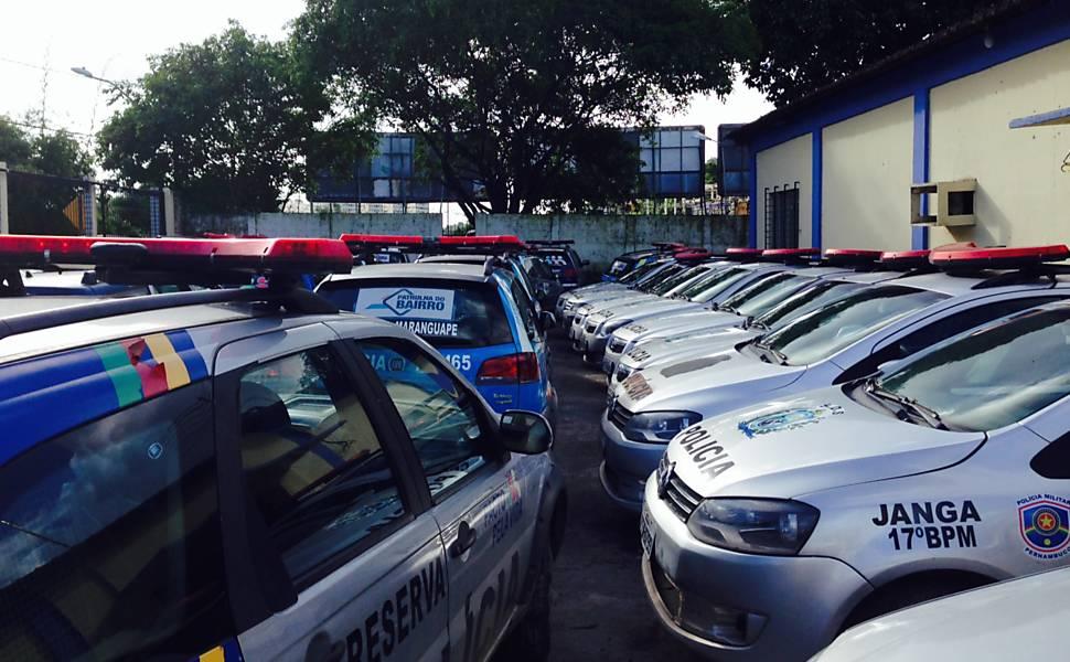 Greve da PM em Pernambuco