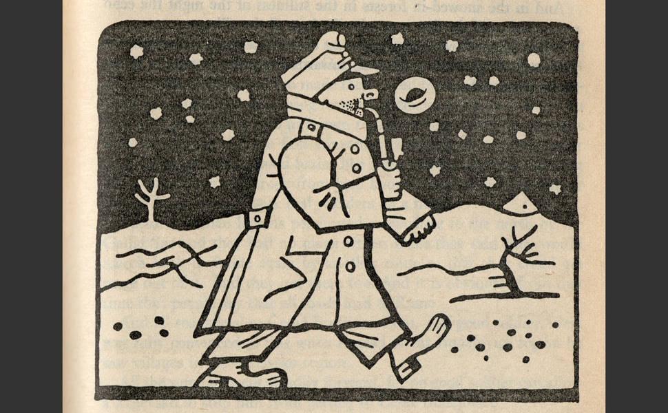O soldado vejk por Josef Lada