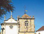 A Igreja de São João do Souto, em Braga, é mais um dos destinos religiosos dos turistas