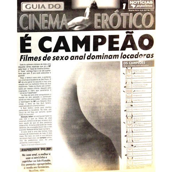 Cinema Erótico