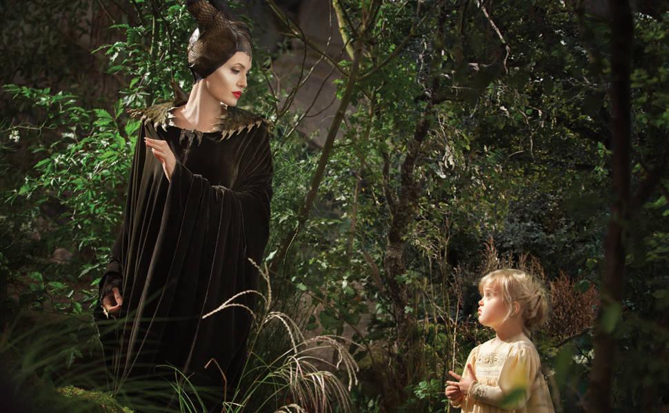 Malévola - Angelina Jolie