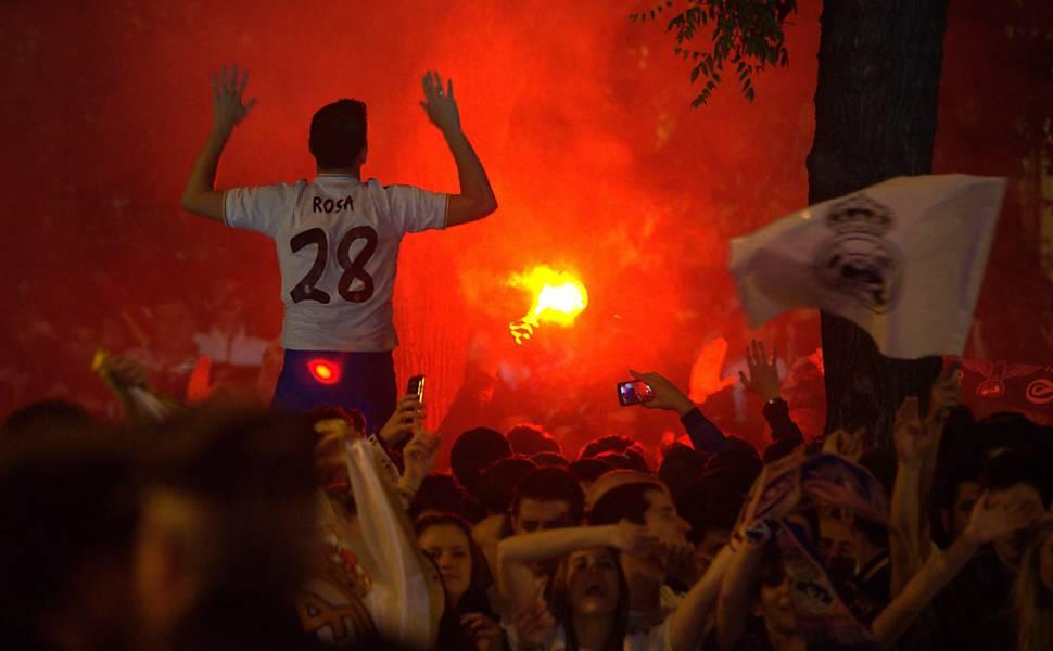 Real Madri x Atlético de Madri