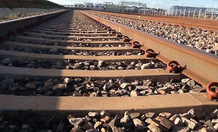 Vida às margens da ferrovia