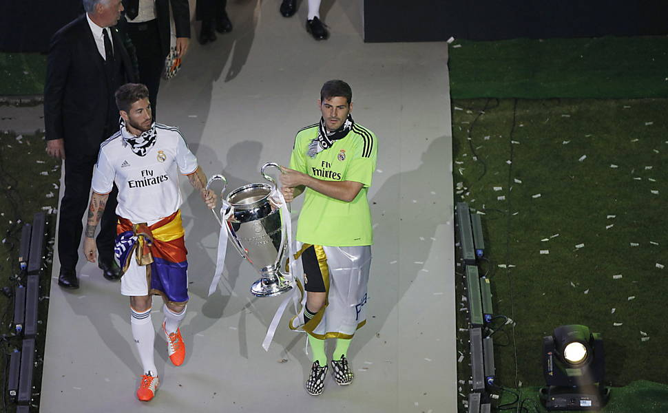 Isto é Iker Casillas