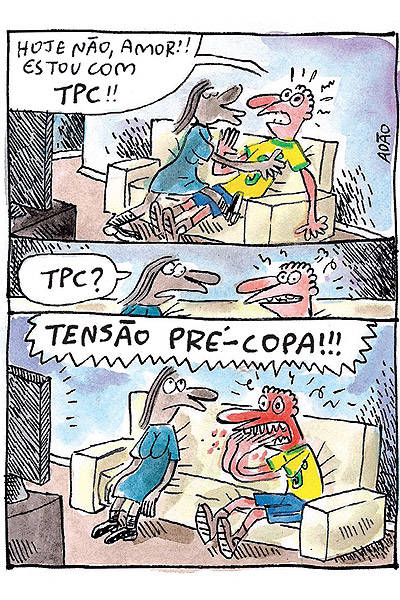 Charges da Copa