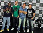 Angelo Campos, Dennys Motta, Tatola Godas, Ricardinho Mendonça