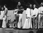 Chico Buarque faz show em janeiro de 1972