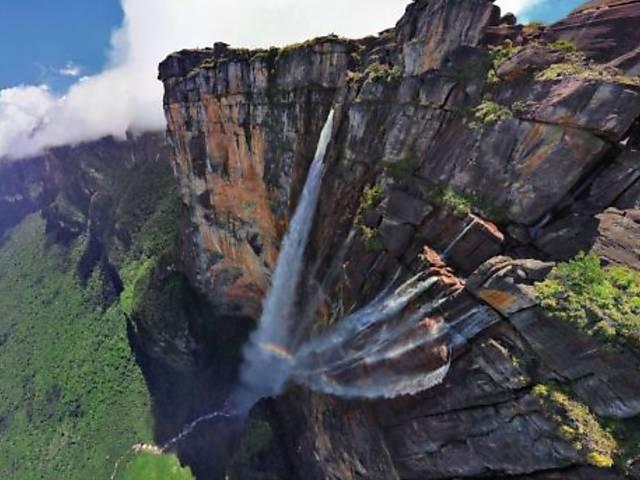 Cachoeiras mais altas do mundo