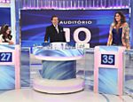 Maisa Silva e Lívia Andrade participam do ?Jogo das 3 Pistas? no Programa Silvio Santos