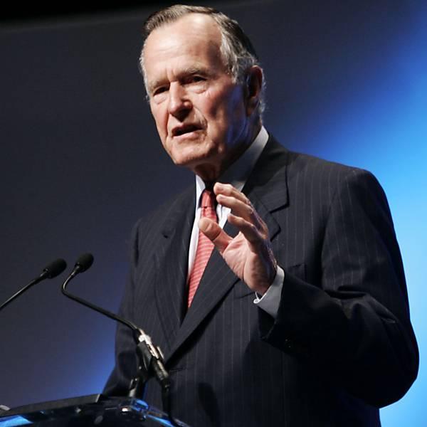George Bush pai