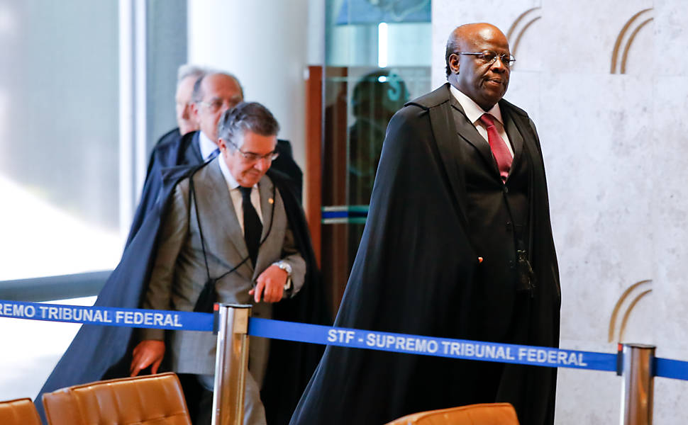 <strong>Joaquim Barbosa</strong>