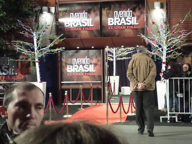 Final de 'Avenida Brasil' na Argentina