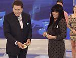 Silvio Santos recebe Mara Maravilha, Simony, Marcelo Augusto e outros artistas neste domingo